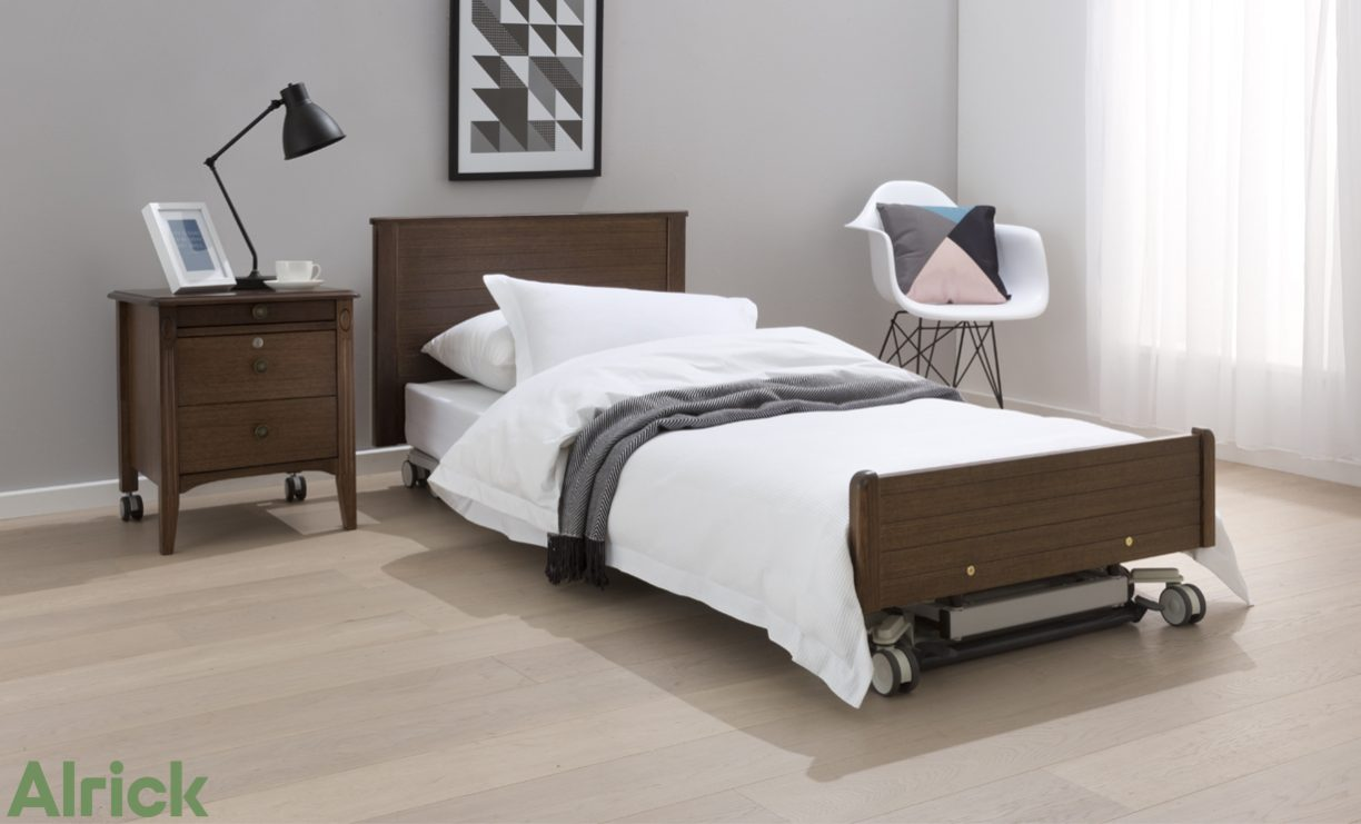 Picture of: En9000 Endless Bed Low Profile Bed With No Towers