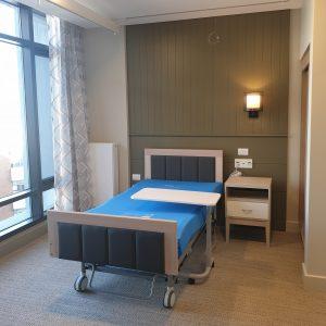 6001 series Alrick single bed