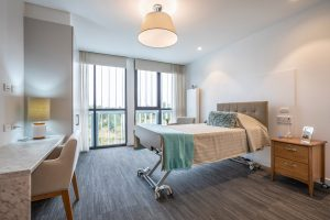 EN7 Alrick king single bed with San Remo Headboard